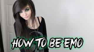 getlinkyoutube.com-How To Be Emo
