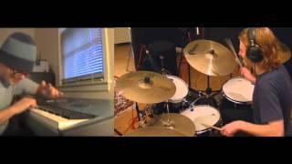 getlinkyoutube.com-Disorganized Fun - Ronald Jenkees + Live Drums
