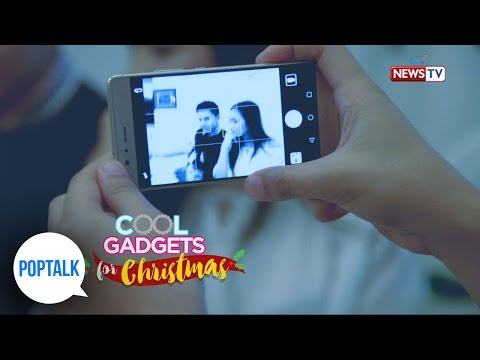 Poptalk cool gadgets for christmas video gma news online Cool tech gadgets for christmas