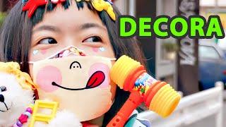 getlinkyoutube.com-Harajuku DECORA Street Fashionistas voices|原宿ファショニスタの声「デコラ」