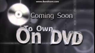 Coming Soon to own on Dvd