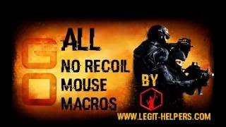 getlinkyoutube.com-Perfect NoRecoil CS:GO Macros | New Video in the description | Not bannable | All mouses