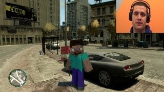getlinkyoutube.com-Minecraft u GTA 4 ep.1 [Srpski Gameplay] ☆ SerbianGamesBL ☆