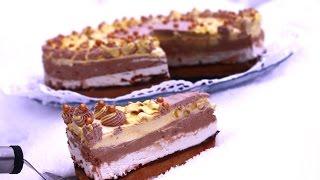getlinkyoutube.com-Brza plazma torta - No-Bake Chocolate Biscuit Cake Recipe