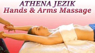getlinkyoutube.com-Hands & Arms Massage Relaxation Techniques - Full Body Series 5 of 7 HD 60P ASMR Athena Jezik