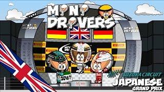 MiniDrivers - Chapter 7x14 - 2015 Japanese Grand Prix