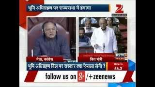 getlinkyoutube.com-Debate over Land Acquisition Bill in Lok Sabha