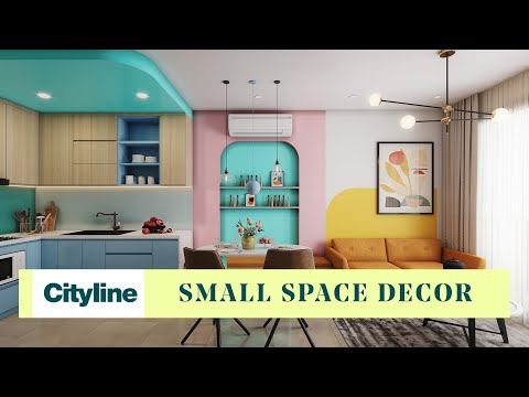7 decorating hacks to open up your small living space