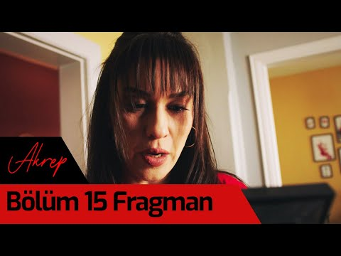 Akrep 15. Bölüm Fragman