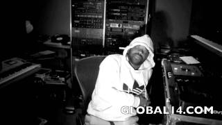 Jermaine dupri - Living the life (in the studio with leah labelle)