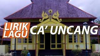 Lirik lagu Ca' uncang Sambas