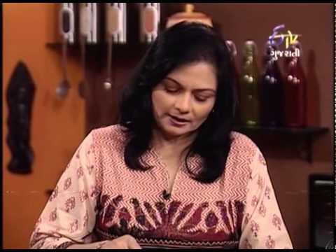 Rasoi Show - રસોઈ શો - ડોસા બકે, હોમેમાડે ચોકોલાતે સ્લબ & ચોકોલાતે ચ્રુંચ