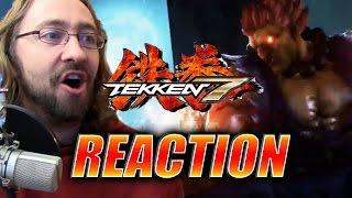 getlinkyoutube.com-MAX REACTS: Akuma in Tekken 7 Trailer