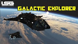 getlinkyoutube.com-Space Engineers - USEA Katniss Galactic Explorer