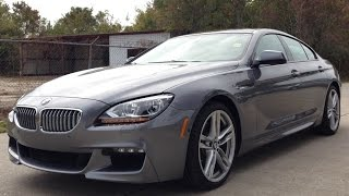 getlinkyoutube.com-2015 BMW 650i Gran Coupe M Sport Full Review, Start Up, Exhaust