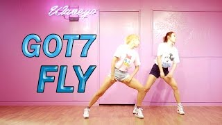 getlinkyoutube.com-GOT7(갓세븐)Fly cover dance WAVEYA 웨이브야