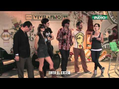 IndioTV Vive Latino - Atto and the Majestic's