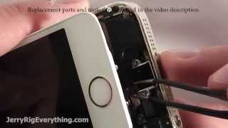 getlinkyoutube.com-How to fix iPhone 5s Charging Port in 5 minutes