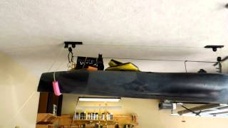 "getlinkyoutube.com-Kayak Lift System ""Cheap"""