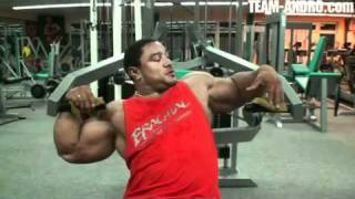 getlinkyoutube.com-Roelly Winklaar Chest Training