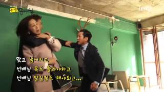 [Behind The Scenes_My daughter gumsawall] 손창민에게 뒤를 밟힌 전인화 - 내 딸 금사월