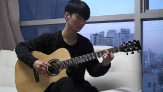 getlinkyoutube.com-(Hisaishi Joe) Sen To Chihiro Spirited Away : Inochi No Namae - Sungha Jung