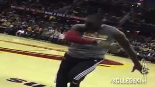 getlinkyoutube.com-Lebron James Dabbin