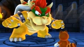 getlinkyoutube.com-Super Mario 3D Land - All Bosses