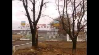 getlinkyoutube.com-Поездка из Луганска в Краснодон и обратно через Новосветловку