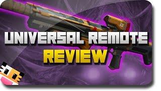 "getlinkyoutube.com-Destiny - ""Universal Remote"" Exotic Weapon Review (Destiny Exotic ""Universal Remote"" Shotgun)"