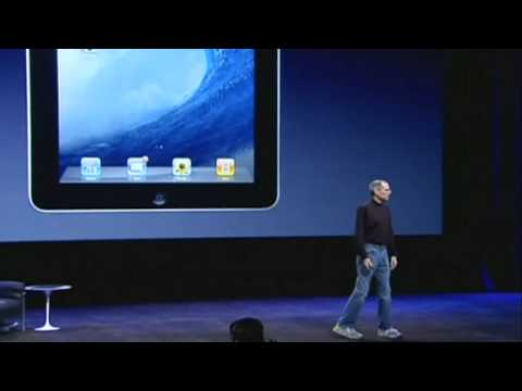 Steve Jobs: Apple iPad is 'an incredible experience'