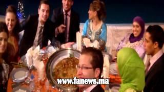 getlinkyoutube.com-كواليس الإعداد لحفل زفاف لالة لعروسة