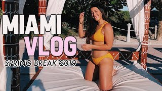 VLOG: MY LAST SPRING BREAK (BFF BROKE HER FOOT!)
