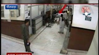 Caught-On-Camera-Man-Murders-Nurse-In-Hospital width=