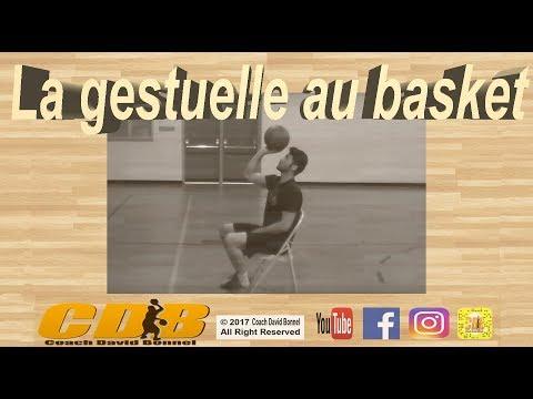 tir basketball (technique basket)