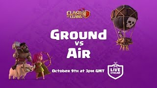 getlinkyoutube.com-LIVE - Ground vs Air