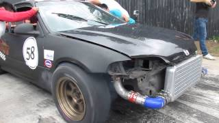 getlinkyoutube.com-honda eg turbo chocho VS corvette