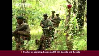 getlinkyoutube.com-British army trains KWS & forest rangers on fighting poachers