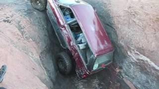 getlinkyoutube.com-Subaru in Mickey's Hot Tub Moab