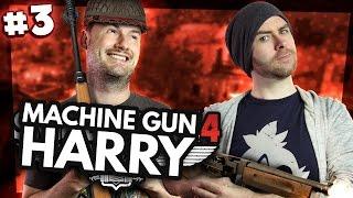 getlinkyoutube.com-Sniper Elite 4 w/ Sjin #3 - Machine Gun Harry
