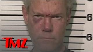 Randy Travis Gets A DUI... BUCK NAKED! | TMZ