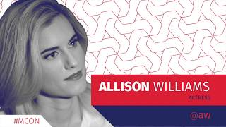 Allison Williams // MCON 2017