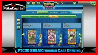 getlinkyoutube.com-Pokemon TCG Online XY BREAKthrough Booster Case Opening of 216 Booster Packs