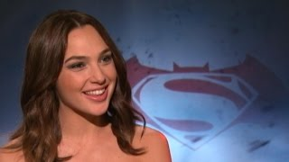 getlinkyoutube.com-Gal Gadot on Fan Reaction to Her Wonder Woman Curves: 'There's an Obsession About Breasts in Gene…