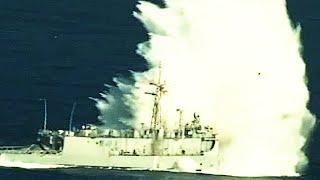 getlinkyoutube.com-Submarine TORPEDO ATTACK! U.S. Navy SHIP SINKING exercise – Pacific Ocean, 2016.