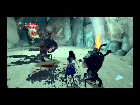 Let's Play Alice: Madness Returns: 9 - Tundraful