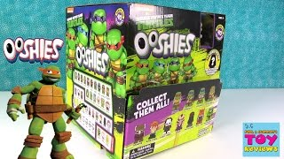 getlinkyoutube.com-TMNT Ooshies Pecil Toppers Squishy Figures Teenage Mutant Ninja Turtles Opening | PSToyReviews