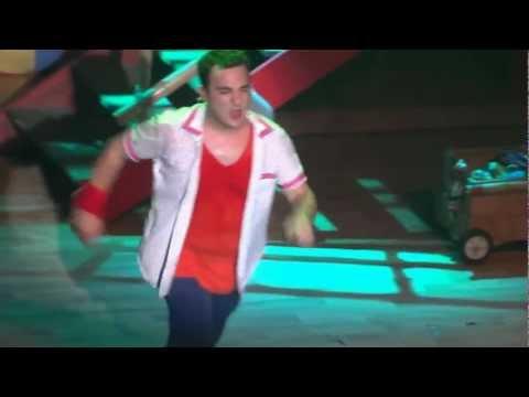 3/5 Topa y Muni en el Teatro Gran Rex Febrero 2012 La Casa de Disney Junior Canciones