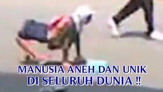 """getlinkyoutube.com-VIDEO MANUSIA ANEH DAN UNIK DI SELURUH DUNIA """"MANUSIA ANEH TAPI NYATA"""" DAN LANGKA DI DUNIA !!"""
