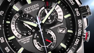 getlinkyoutube.com-Discover the CITIZEN Eco-Drive Perpetual Chrono (AT4008-51E) Timekeeping